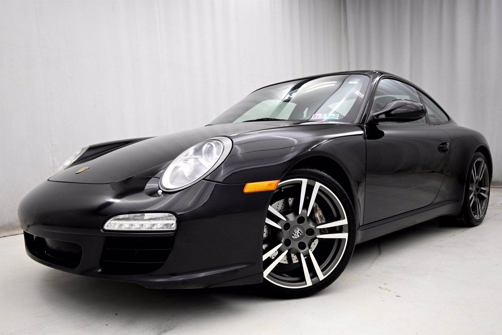 Used 2012 Porsche 911 Carrera Black Edition | King of Prussia, PA