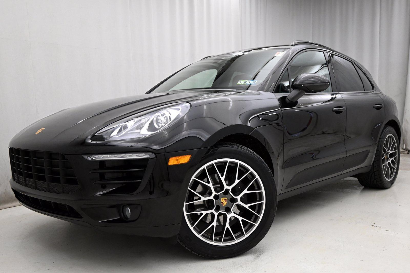 Used 2018 Porsche Macan Sport Edition Certified Pre-Owned   King of Prussia, PA