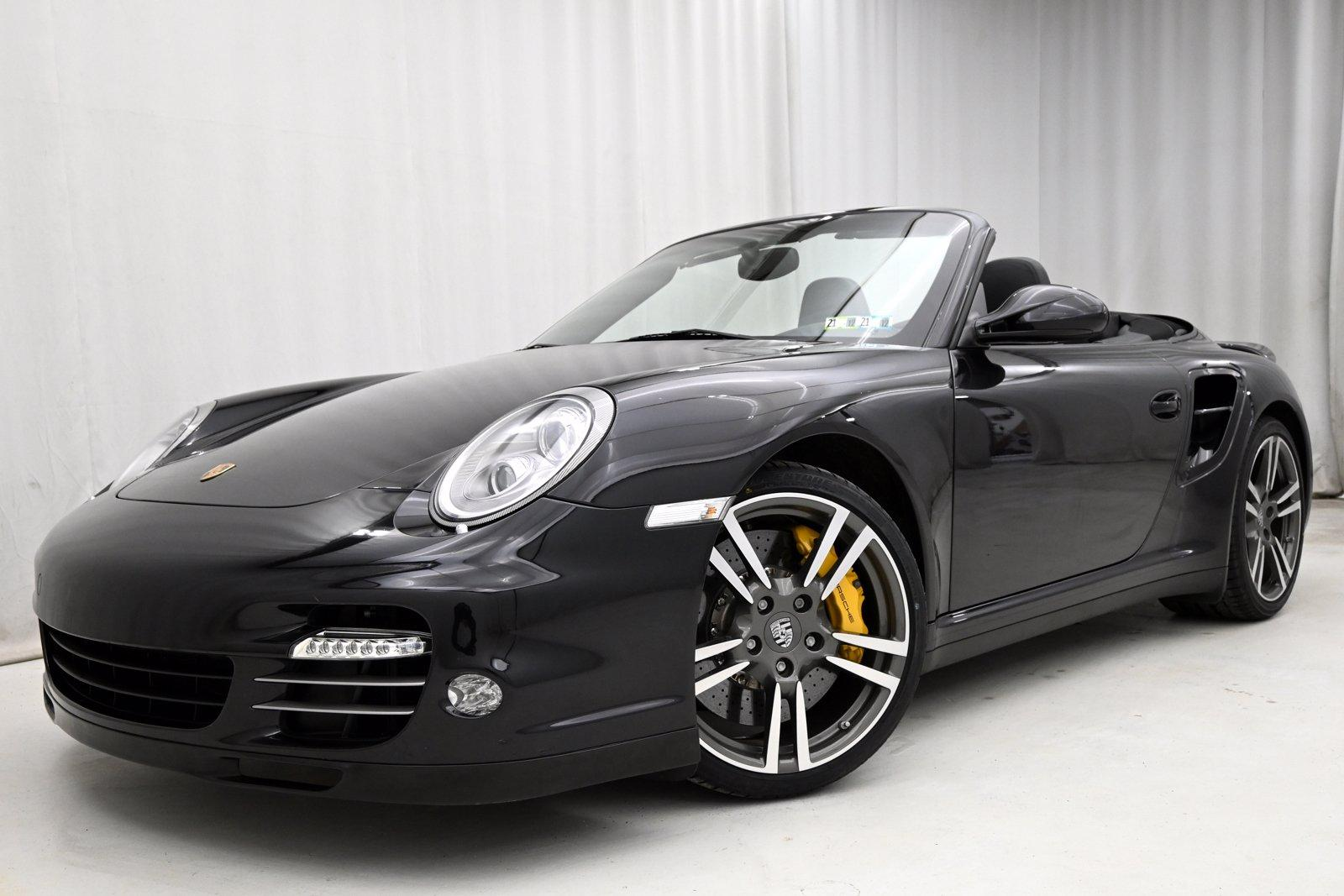 Used 2010 Porsche 911 Turbo | King of Prussia, PA