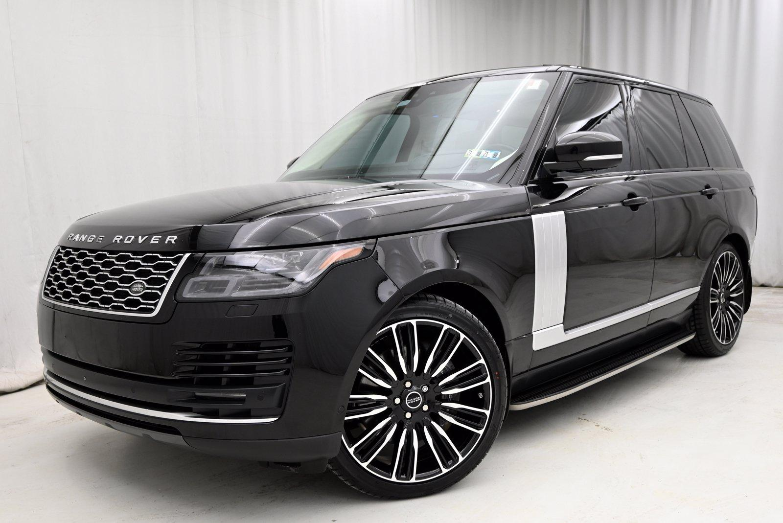 Used 2018 Land Rover Range Rover  | King of Prussia, PA