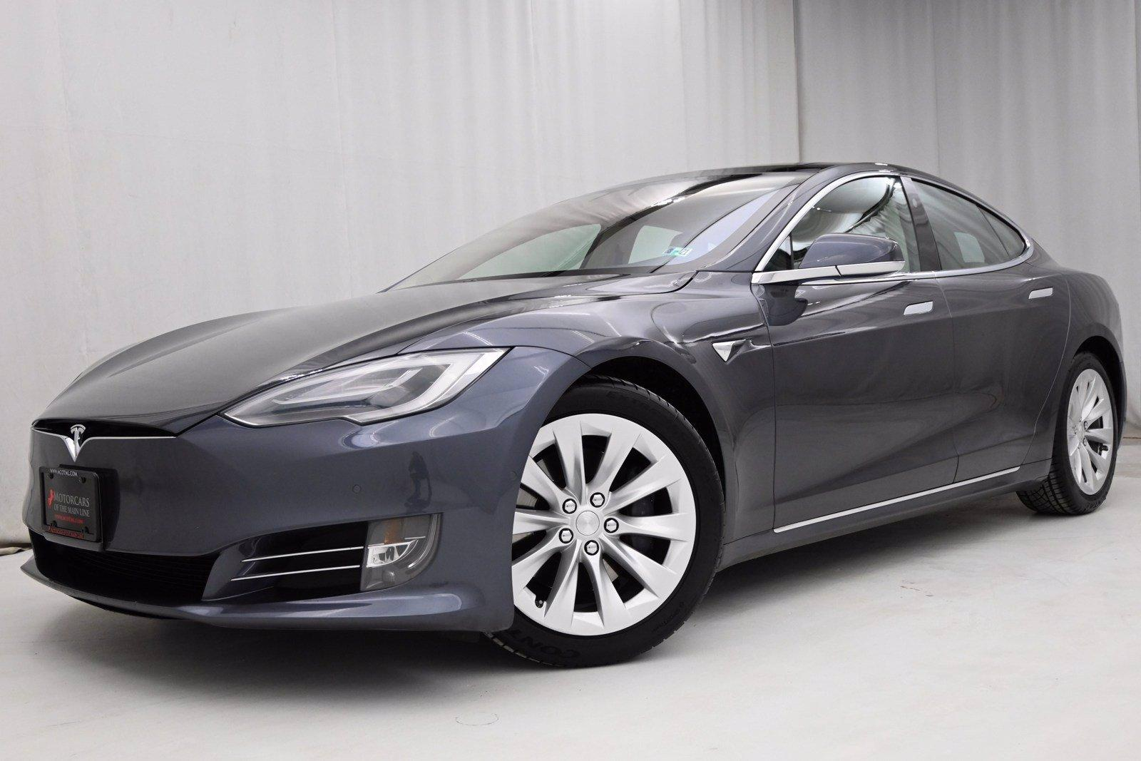 Used 2018 Tesla Model S 75D | King of Prussia, PA
