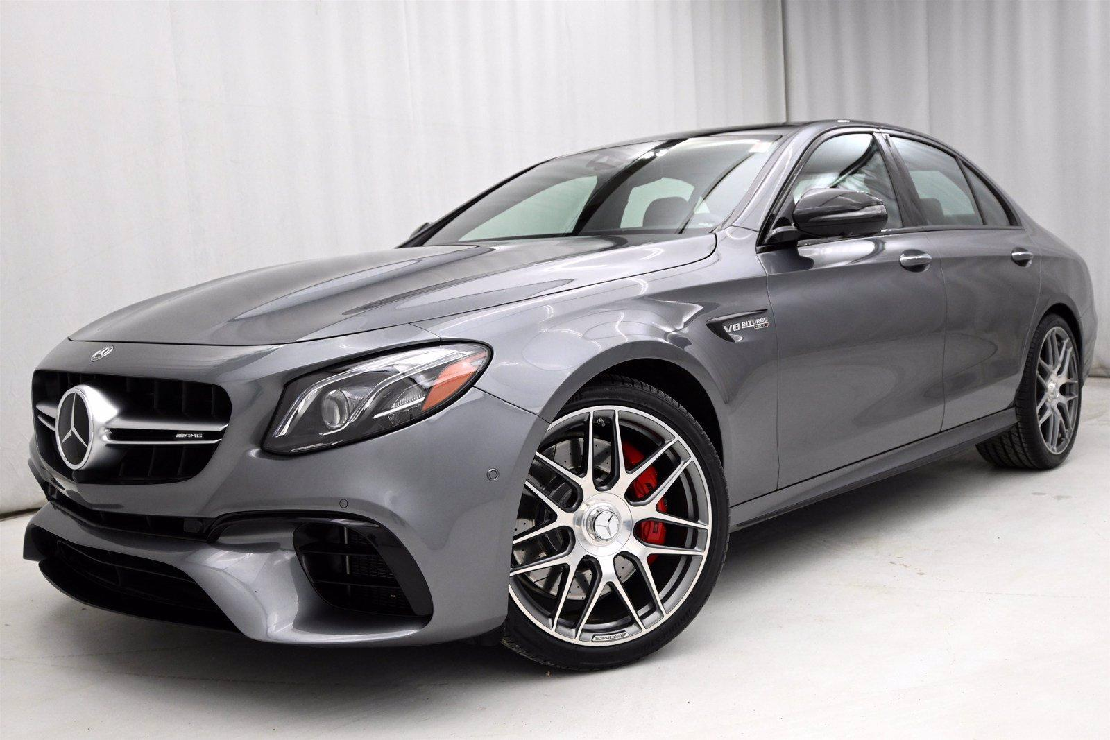 Used 2018 Mercedes-Benz AMG E63-S 4MATIC  | King of Prussia, PA