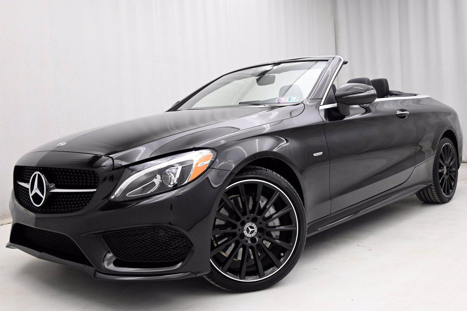 Used 2018 Mercedes-Benz C300 4MATIC Night Edition C 300 | King of Prussia, PA