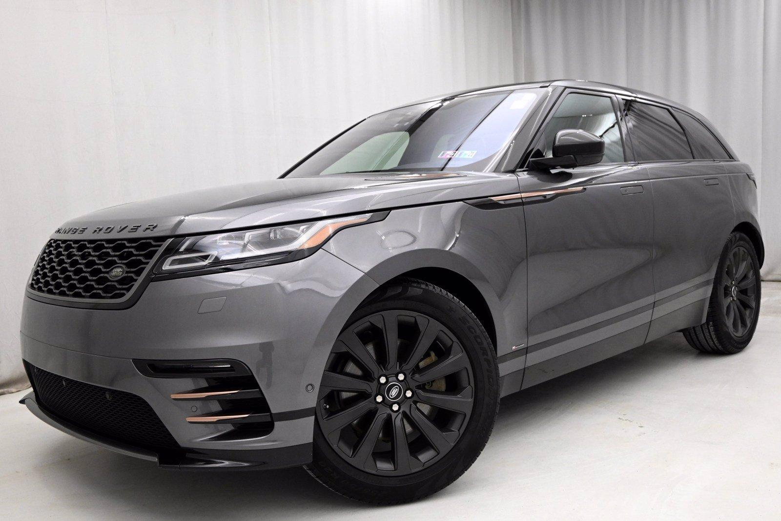 Used 2018 Land Rover Range Rover Velar R-Dynamic SE | King of Prussia, PA