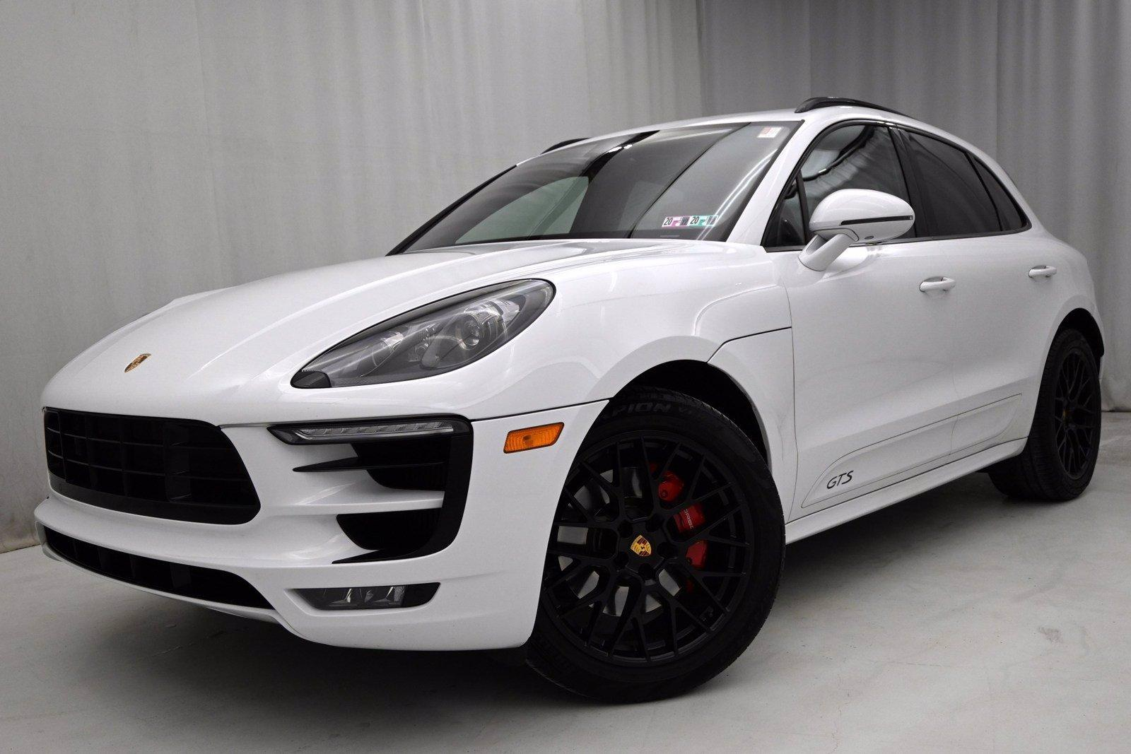 Used 2018 Porsche Macan GTS | King of Prussia, PA