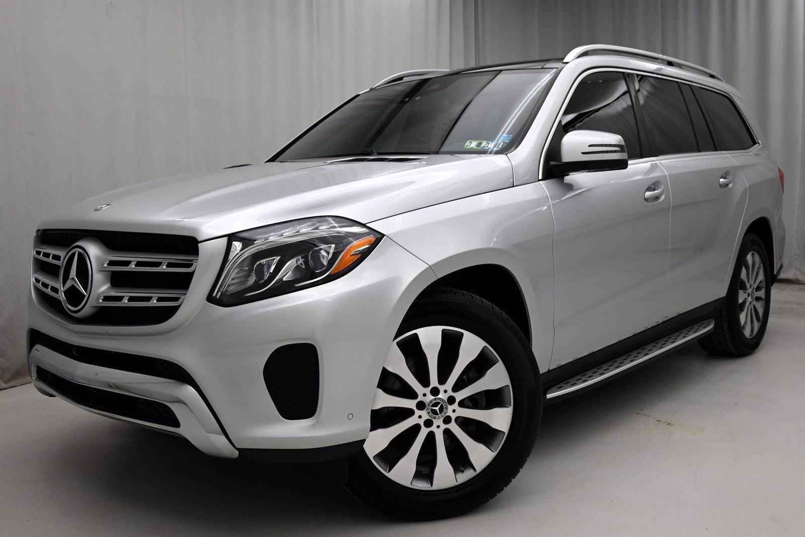 Used 2017 Mercedes-Benz GLS450 4MATIC  | King of Prussia, PA