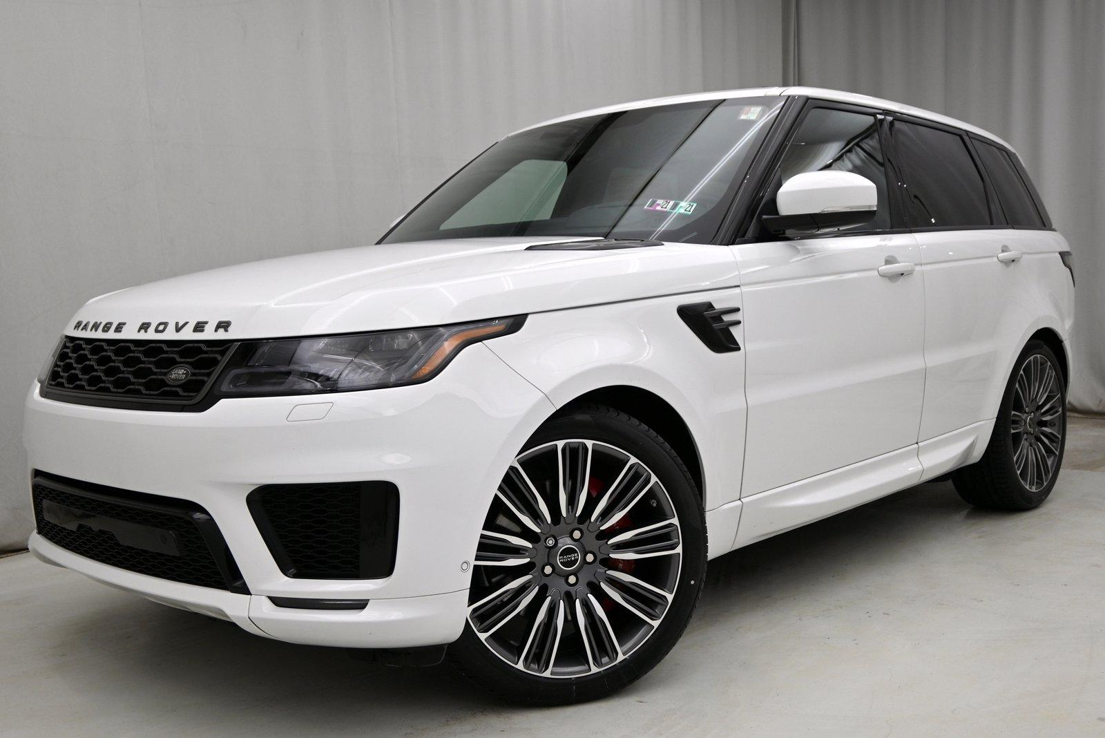 Used 2019 Land Rover Range Rover Sport Dynamic | King of Prussia, PA
