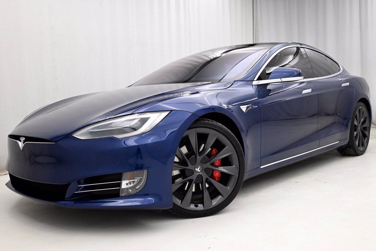 Used 2018 Tesla Model S P100D | King of Prussia, PA