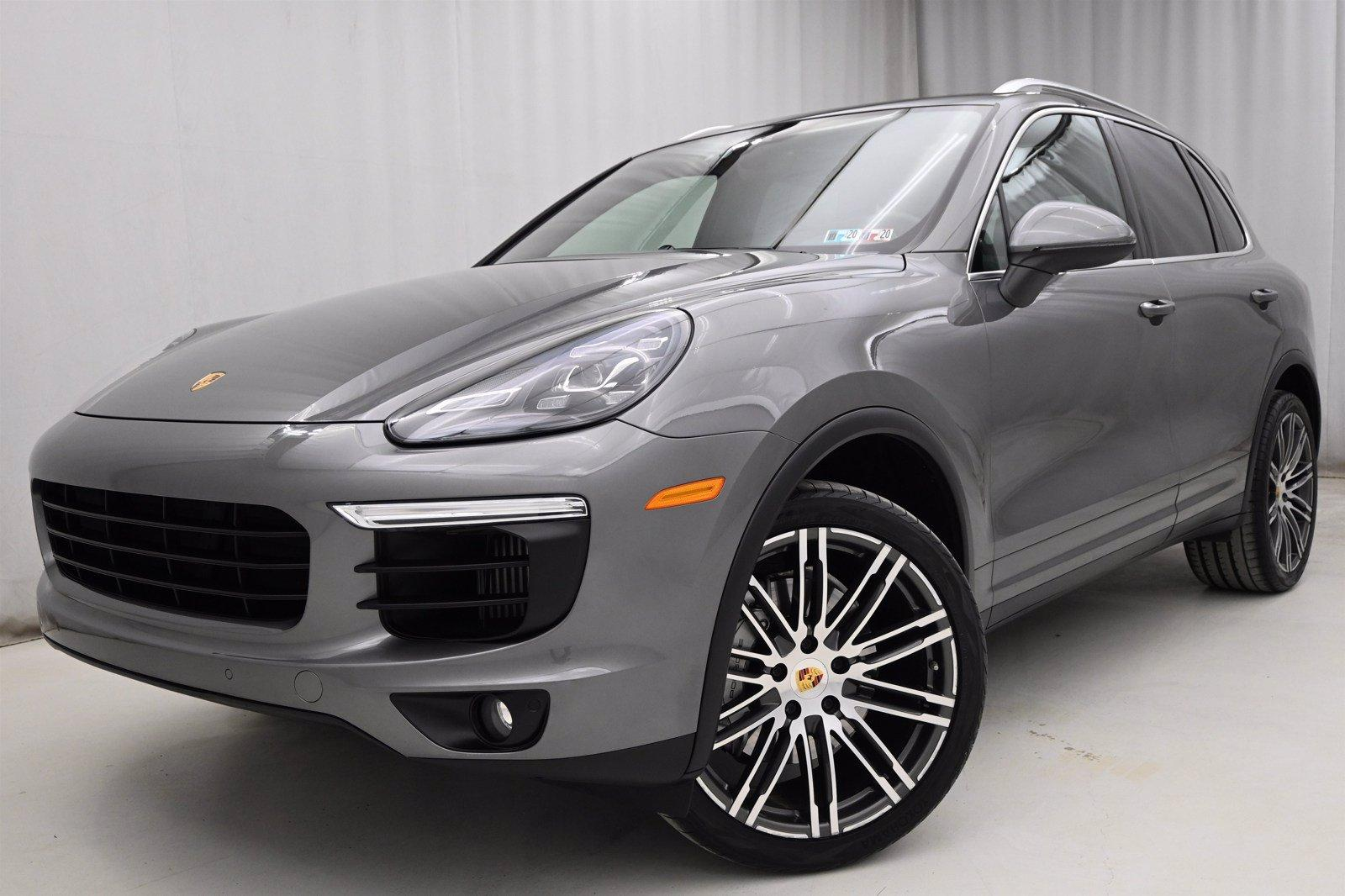 Used 2017 Porsche Cayenne S | King of Prussia, PA