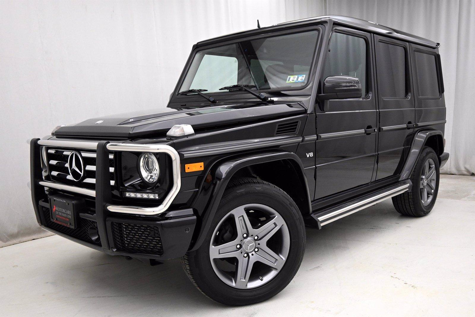 Used 2016 Mercedes-Benz G550  | King of Prussia, PA