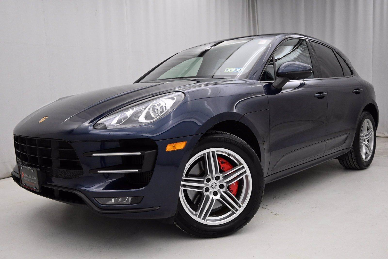 Used 2015 Porsche Macan Turbo | King of Prussia, PA