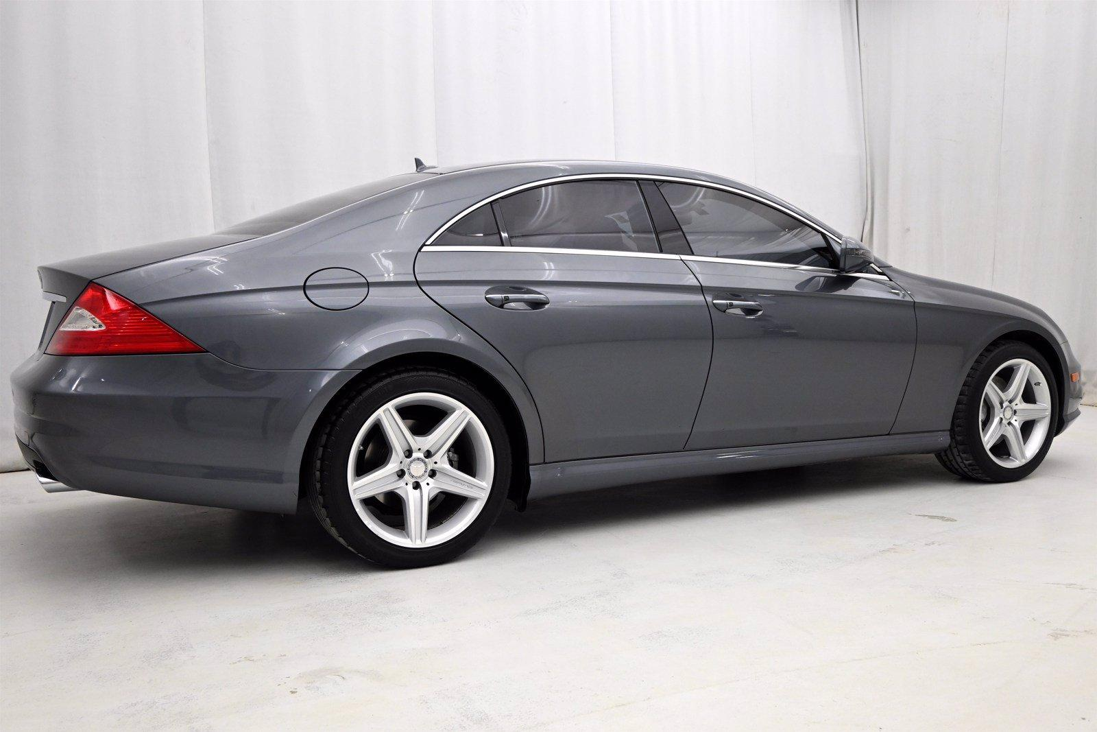 Used-2011-Mercedes-Benz-CLS550