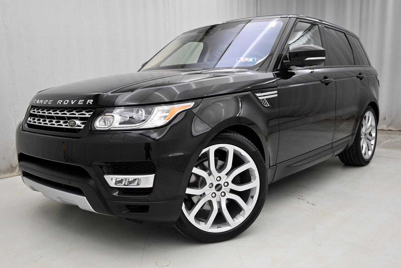 Used 2017 Land Rover Range Rover Sport HSE | King of Prussia, PA