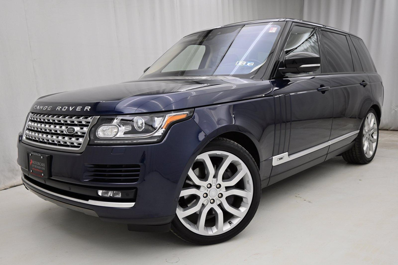 Used 2017 Land Rover Range Rover  | King of Prussia, PA