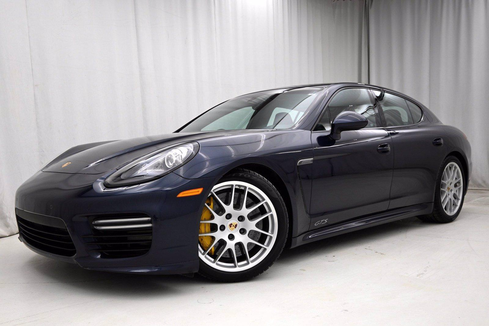 Used 2016 Porsche Panamera GTS Certified Pre-Owned | King of Prussia, PA