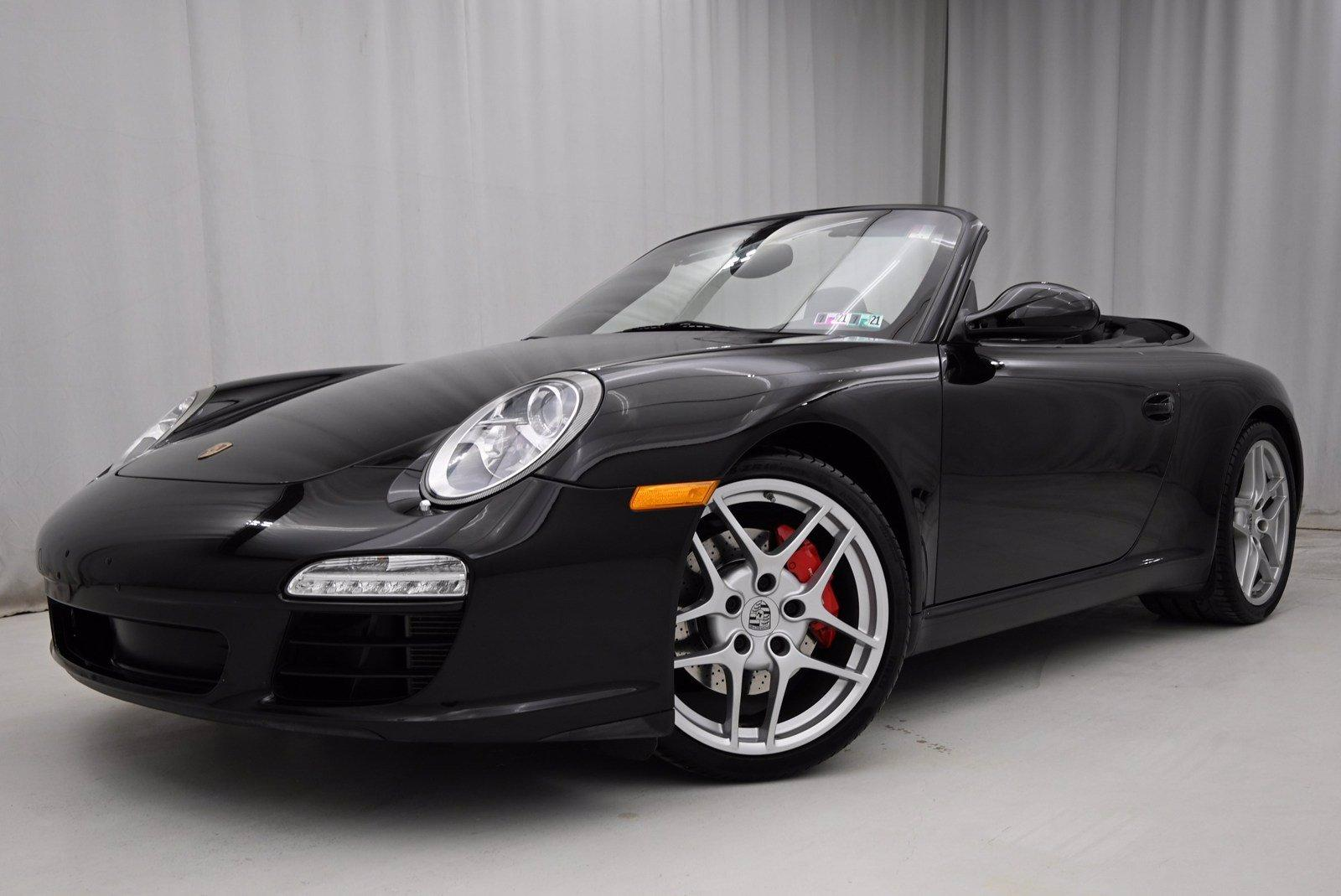 Used 2011 Porsche 911 Carrera S | King of Prussia, PA