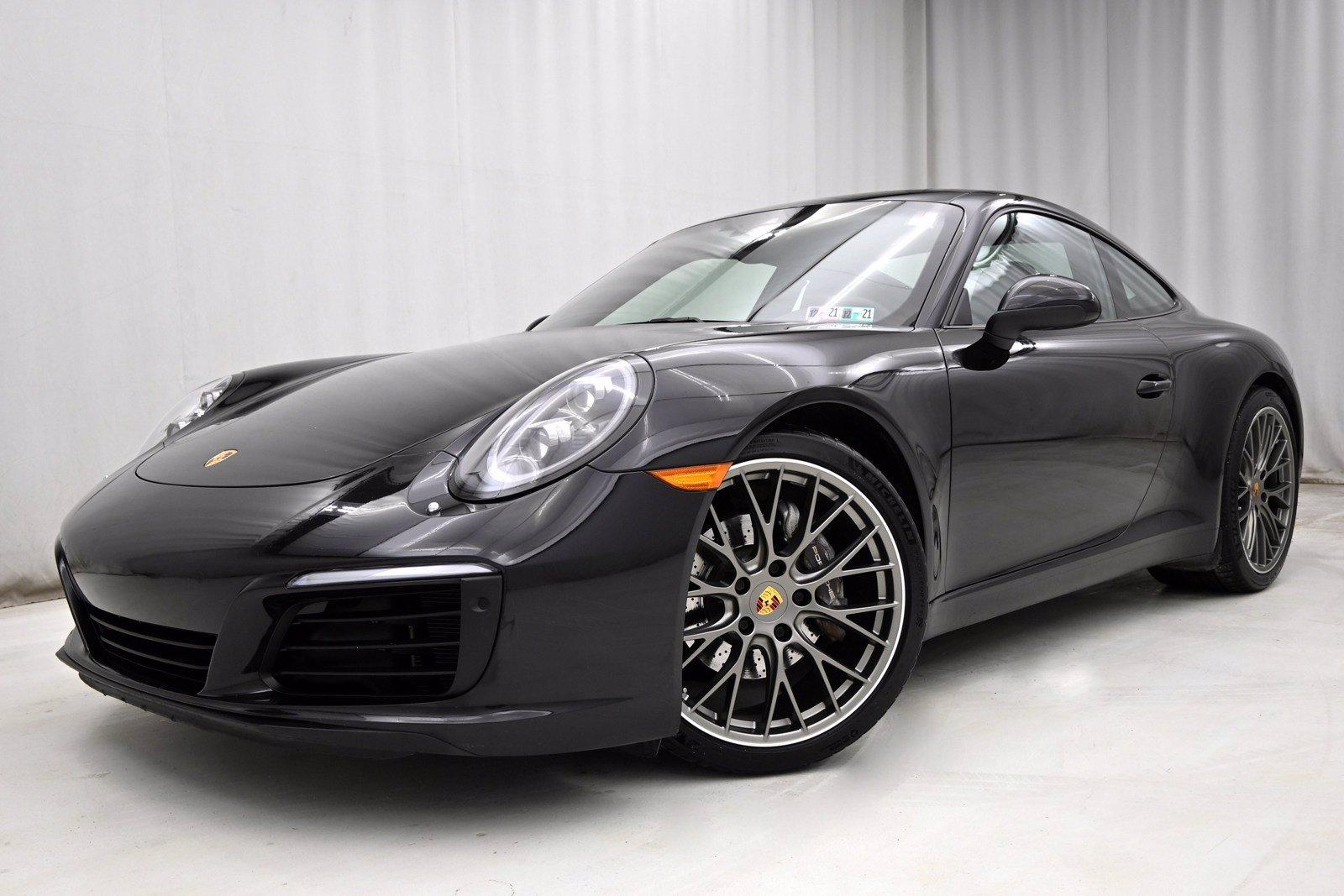 Used 2017 Porsche 911 Carrera | King of Prussia, PA