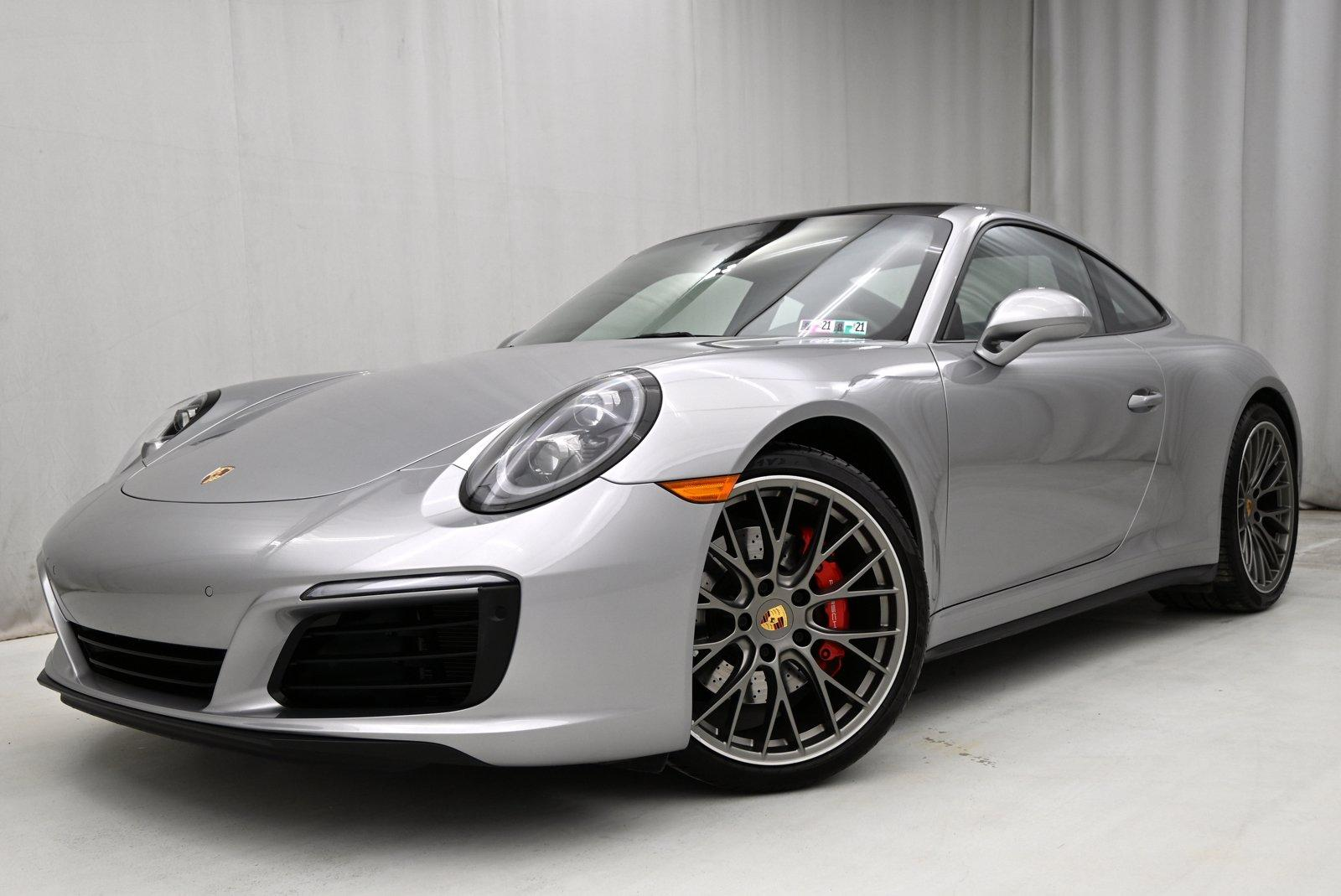 Used 2018 Porsche 911 Carrera 4S | King of Prussia, PA