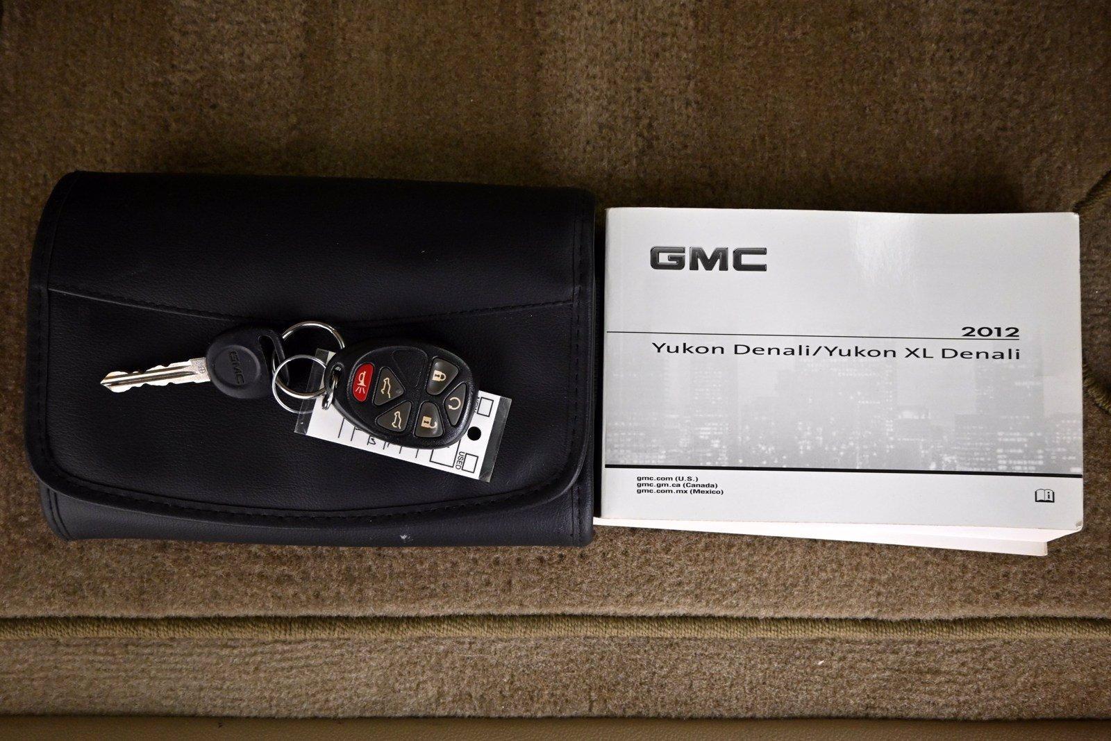 Used-2012-GMC-Yukon-XL-Denali