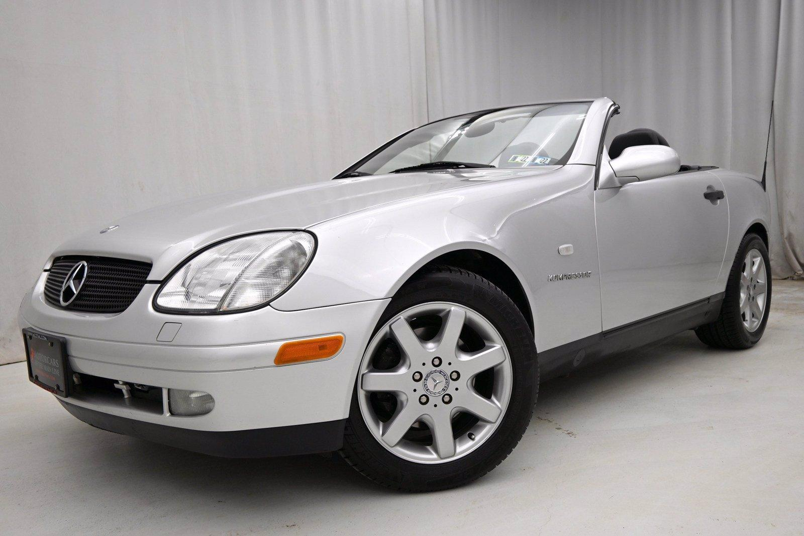 Used 1998 Mercedes-Benz SLK230  | King of Prussia, PA