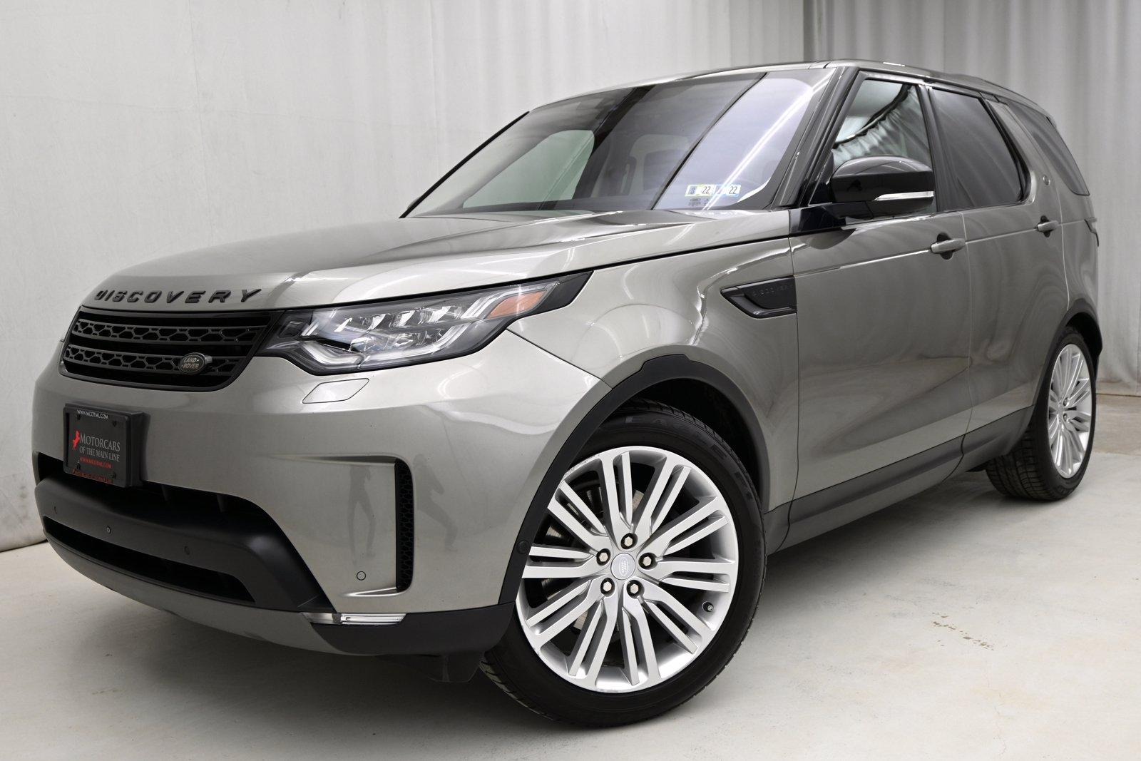 Used 2017 Land Rover Discovery First Edition | King of Prussia, PA