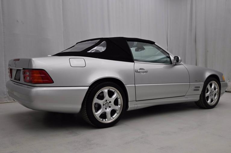 Used-2002-Mercedes-Benz-SL500-Silver-Arrow