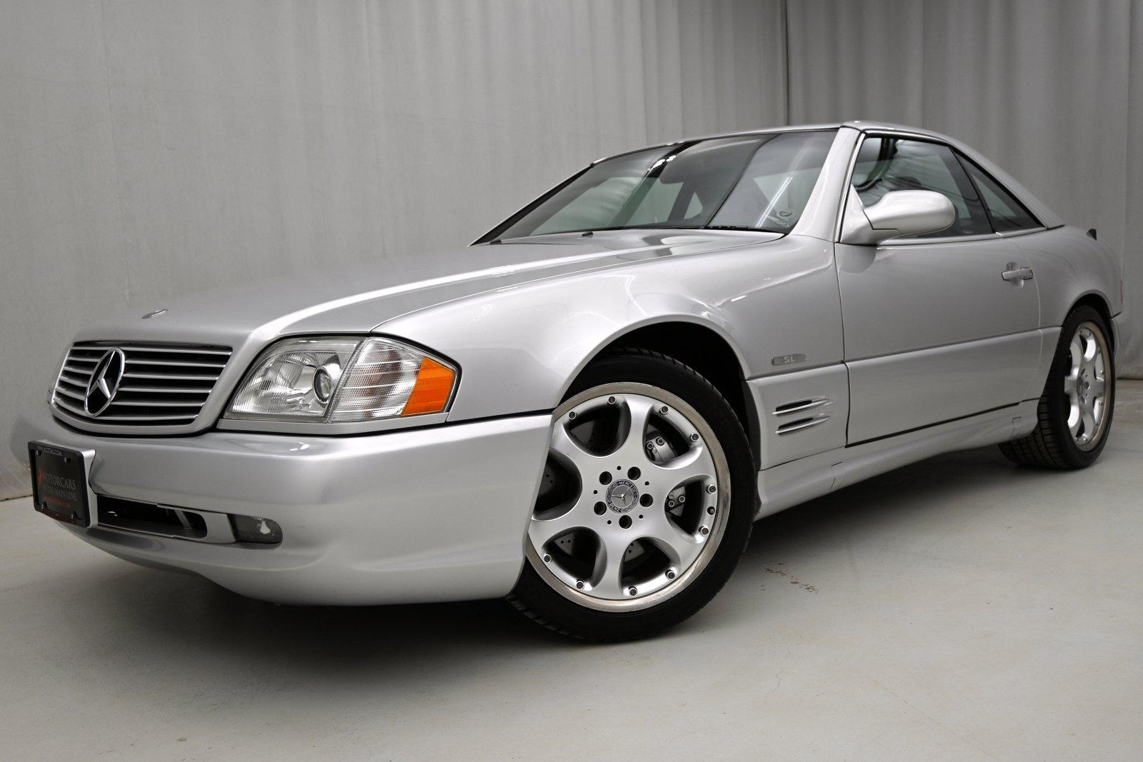 Used 2002 Mercedes-Benz SL500 Silver Arrow  | King of Prussia, PA