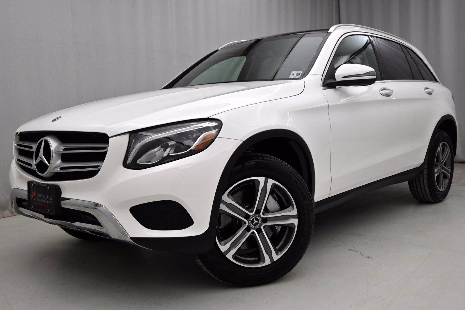 Used 2018 Mercedes-Benz GLC300 4MATIC  | King of Prussia, PA
