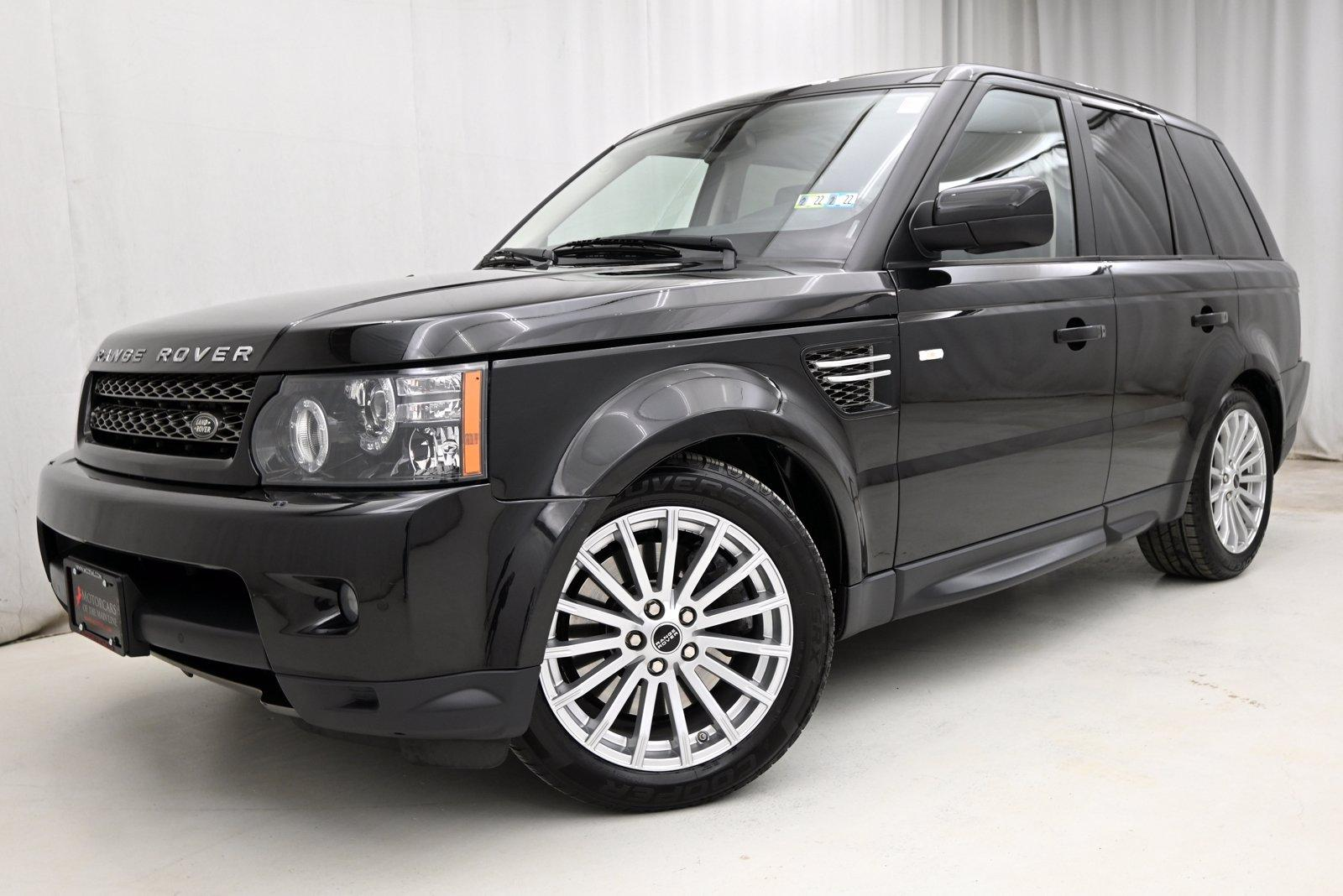 Used 2012 Land Rover Range Rover Sport HSE   King of Prussia, PA