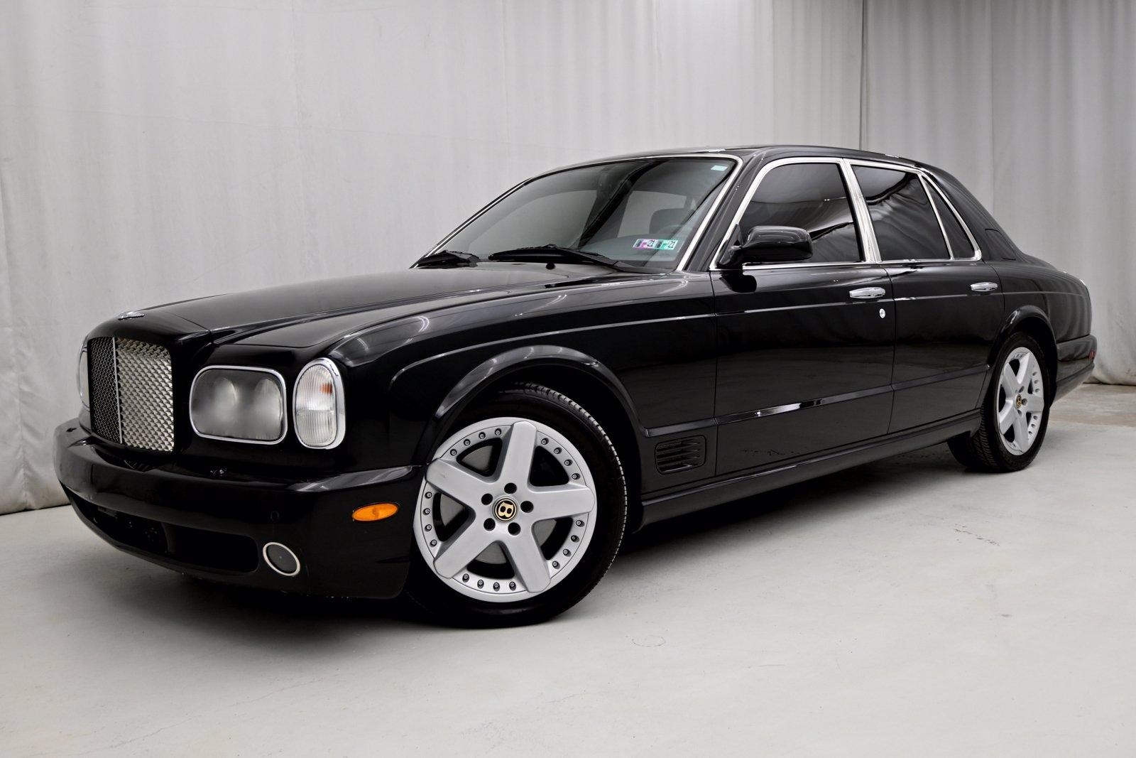 Used 2004 Bentley Arnage T | King of Prussia, PA