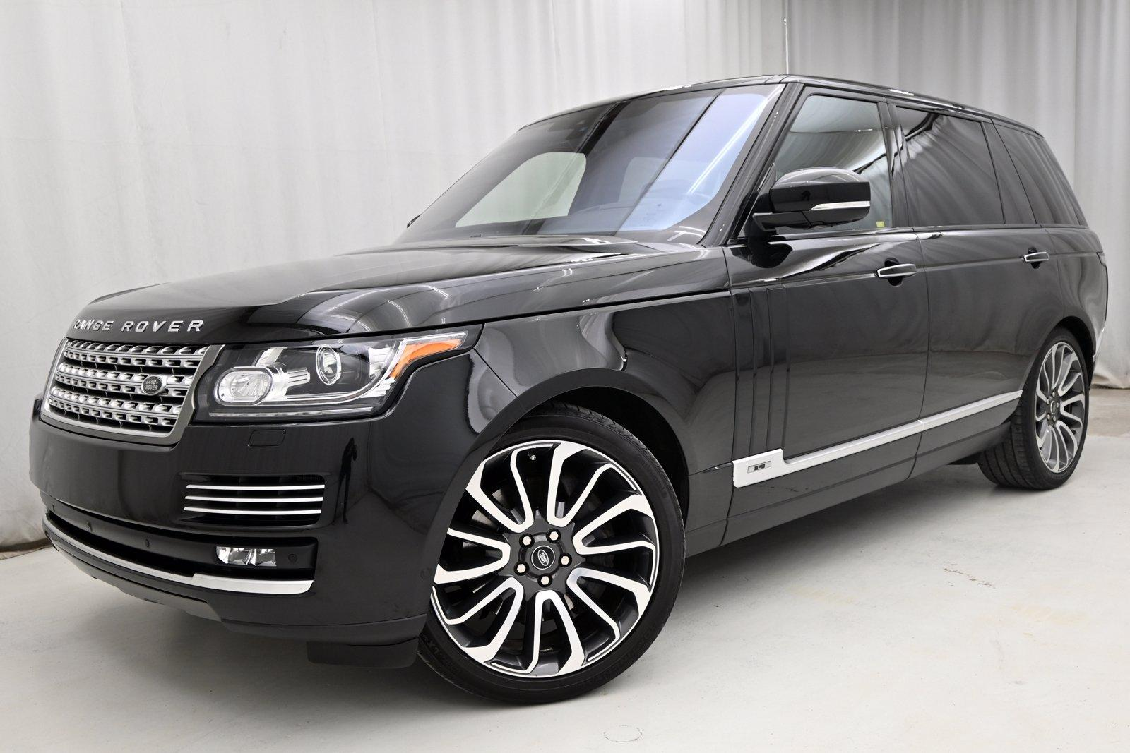 Used 2017 Land Rover Range Rover Autobiography | King of Prussia, PA