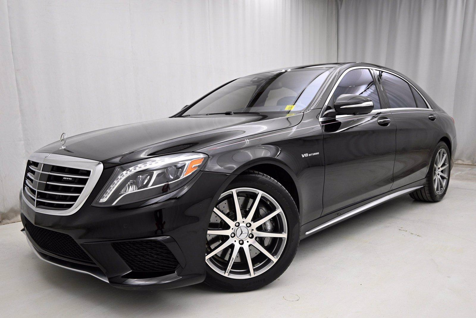 Used 2017 Mercedes-Benz S63 AMG 4MATIC  | King of Prussia, PA
