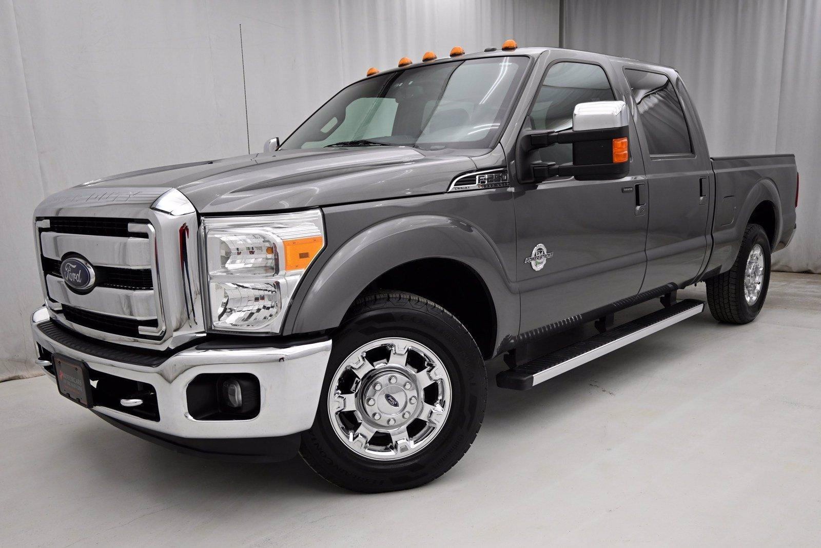 Used 2013 Ford Super Duty F-250 SRW Lariat   King of Prussia, PA