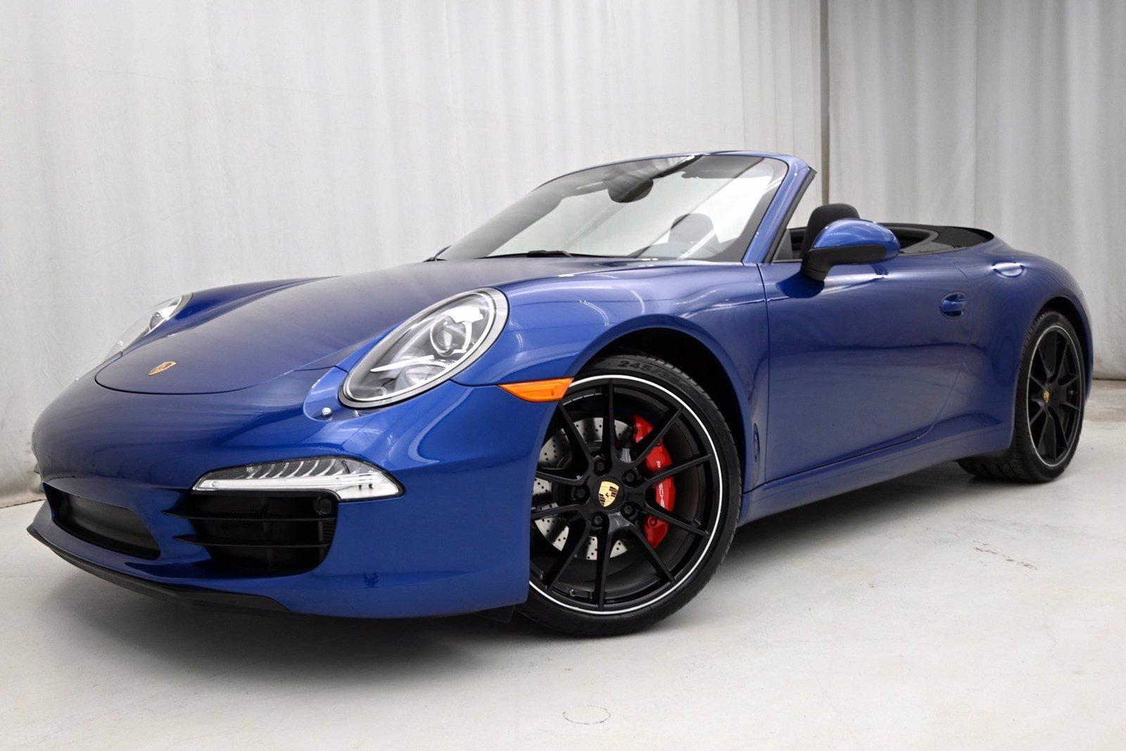 Used 2013 Porsche 911 Carrera S | King of Prussia, PA
