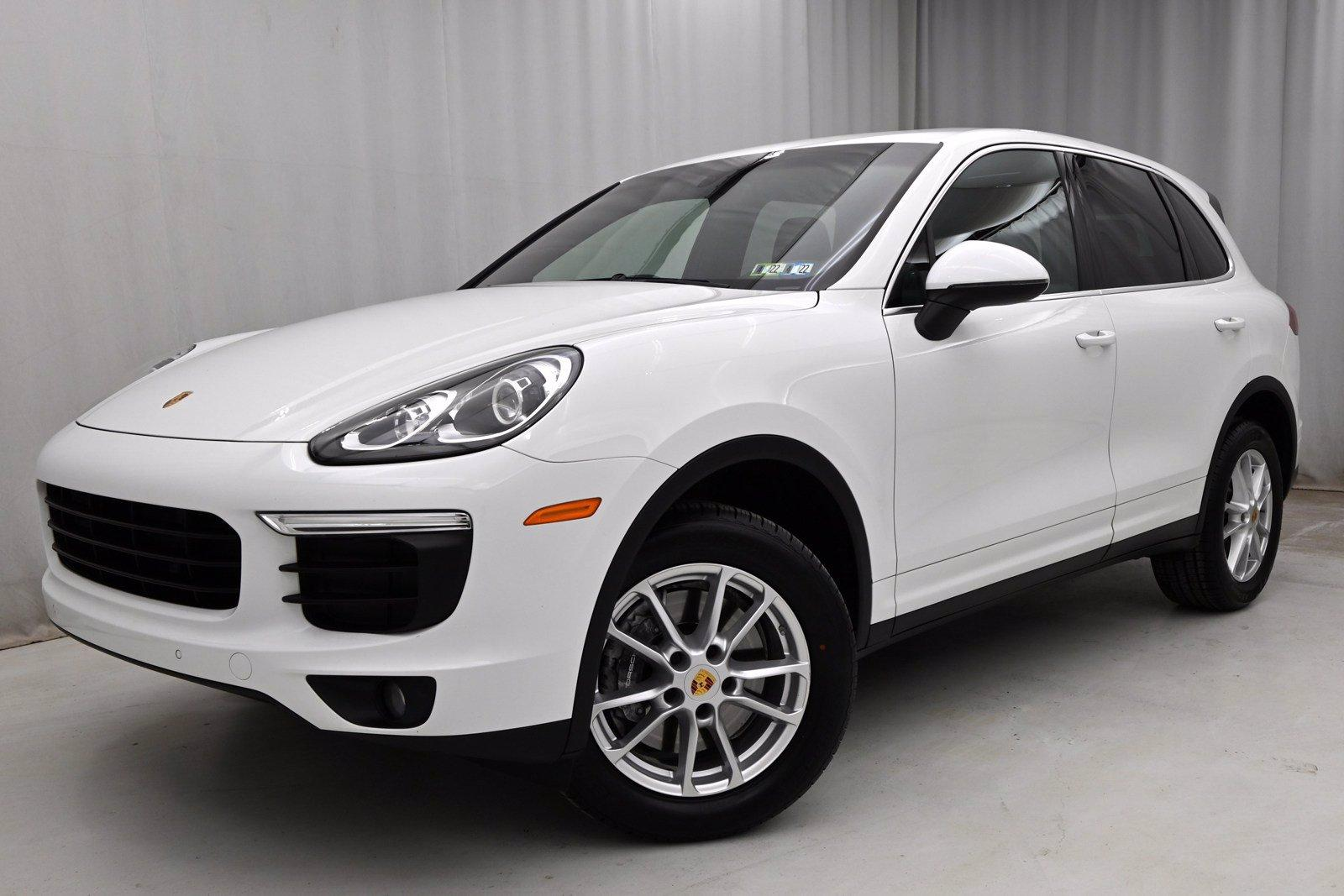 Used 2018 Porsche Cayenne  | King of Prussia, PA