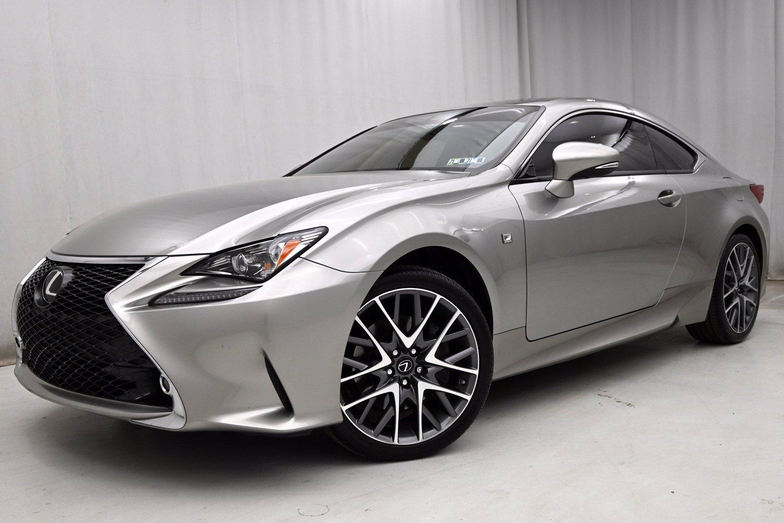 Used 2015 Lexus RC 350  | King of Prussia, PA