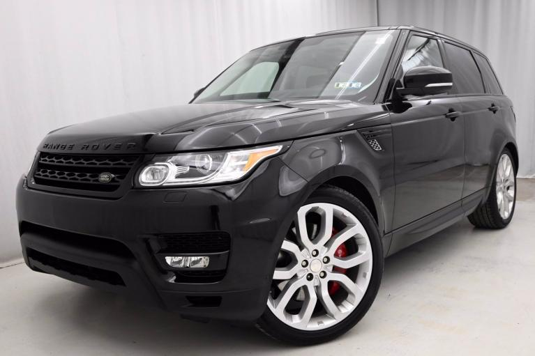 Used 2015 Land Rover Range Rover Sport Supercharged Dynamic for sale $45,950 at Motorcars of the Main Line in King of Prussia PA'