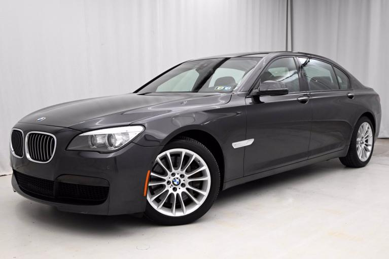 Used 2014 BMW 7 Series 750Li xDrive for sale $32,950 at Motorcars of the Main Line in King of Prussia PA'